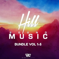 Hill Sound Music Bundle Vol 1-5