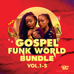 Gospel Funk World Bundle (Vol 1-5)