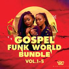 Gospel Funk World Bundle (Vol 1-5)