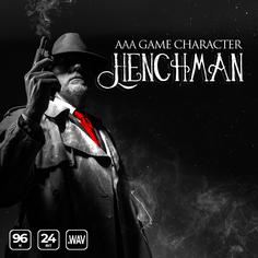 AAA Game Character Henchman
