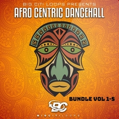 Afro Centric Dancehall Bundle Vol (1-5)