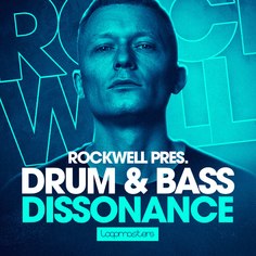 Rockwell: Drum & Bass Dissonance
