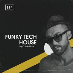 Cosmin Horatiu: Funky Tech House