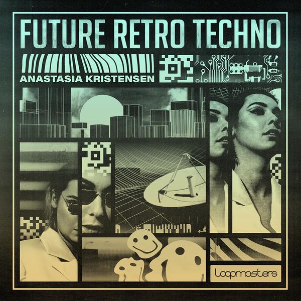 Anastasia Kristensen: Retro Future Techno