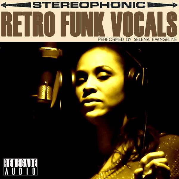 Retro Funk Vocals
