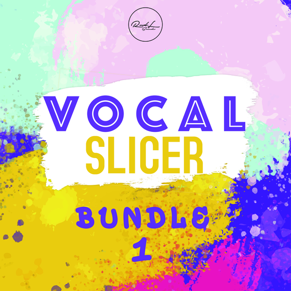 Vocal Slicer Bundle 1