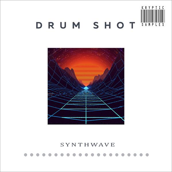 Drum Shot: Synthwave