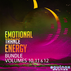 Emotional Trance Energy Bundle (Vols 10-11-12)