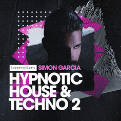 Simon Garcia: Hypnotic House & Techno 2