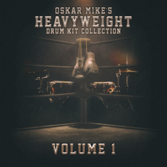 Heavyweight Drum Kit Collection Vol 1