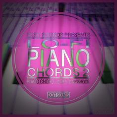 Lo-Fi Piano Chords 2