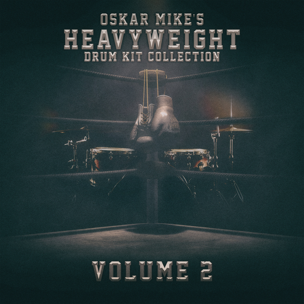 Heavyweight Drum Kit Collection Vol 2