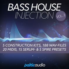 Bass House Injection Vol 3