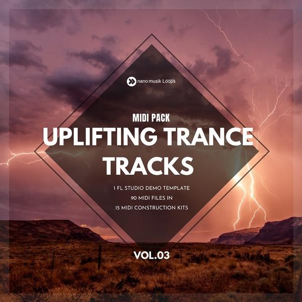Uplifting Trance Tracks Vol 3