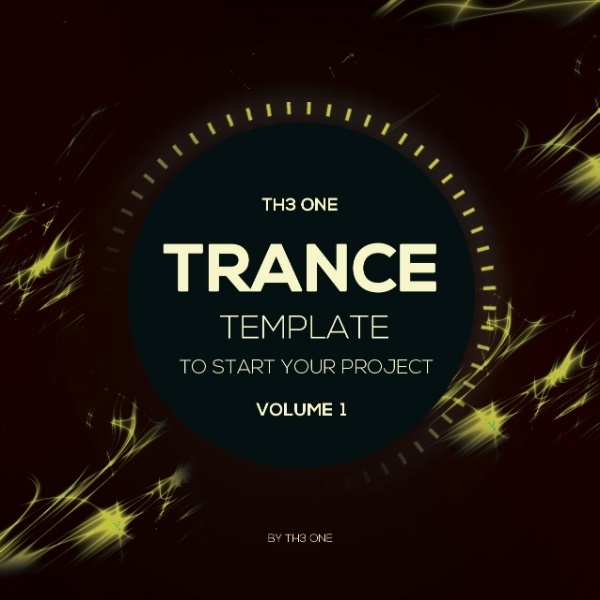 Trance Template To Start Your Project Vol 1