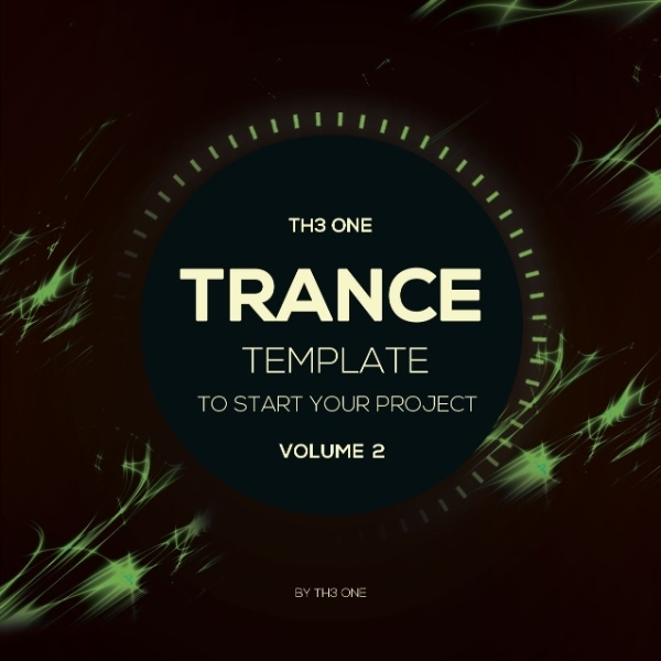 Trance Template To Start Your Project Vol 2