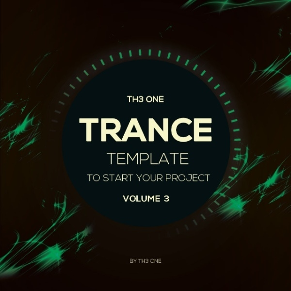 Trance Template To Start Your Project Vol 3