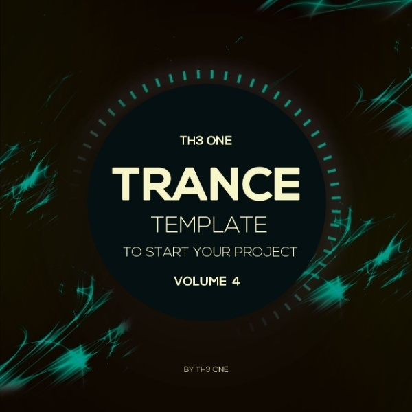 Trance Template To Start Your Project Vol 4