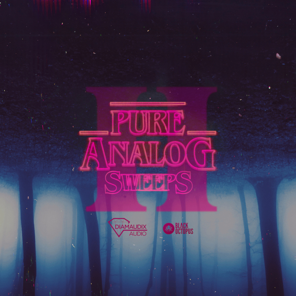 Black Octopus Sound - Pure Analog Sweeps 2