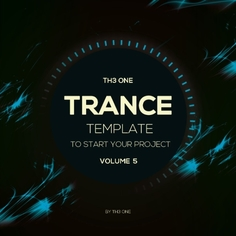 Trance Template To Start Your Project Vol 5