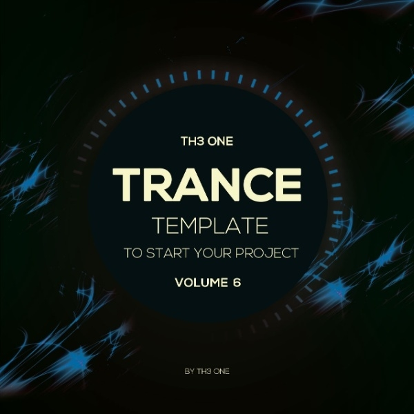 Trance Template To Start Your Project Vol 6