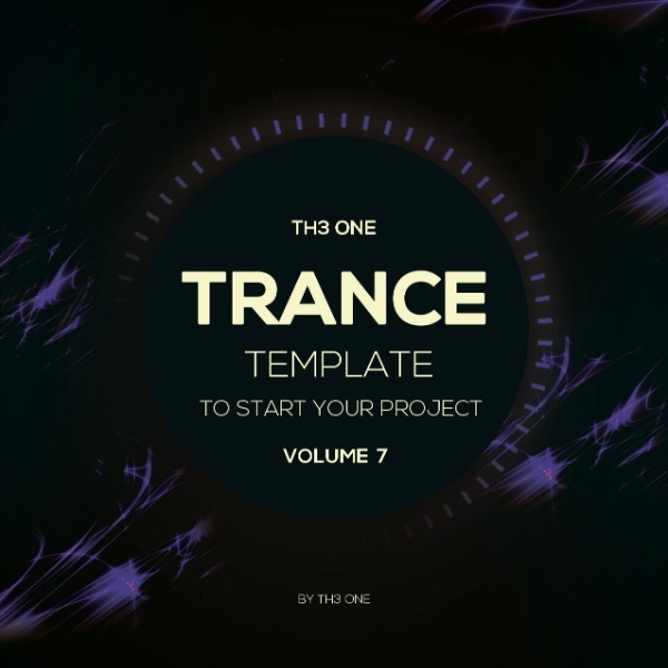 Trance Template To Start Your Project Vol 7