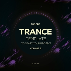 Trance Template To Start Your Project Vol 8
