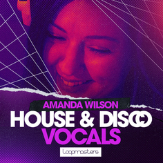 Amanda Wilson: House & Disco Vocals