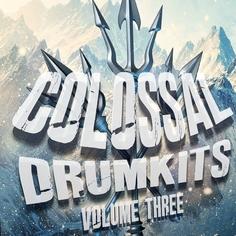 Colossal Drumkits Vol 3