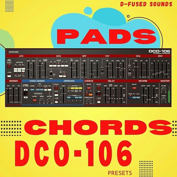 Pads & Chords for DCO-106