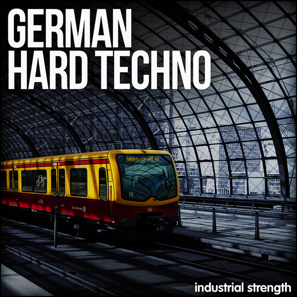 German Hard Techno
