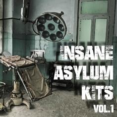 Insane Asylum Kits Vol 1