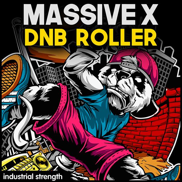 Massive X DnB Roller