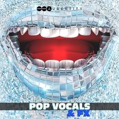 Pop Vocals & FX 2021