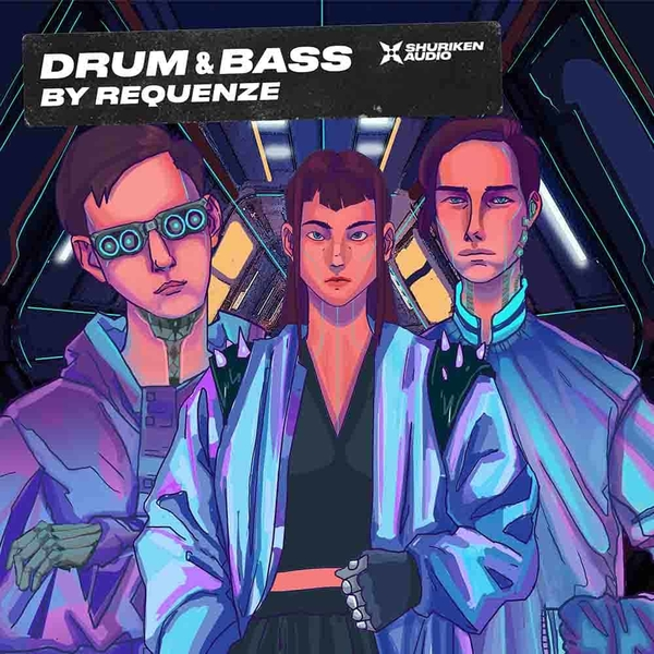 Drum & Bass by Requenze