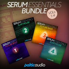 Serum Essentials Bundle (Vols 1-4)
