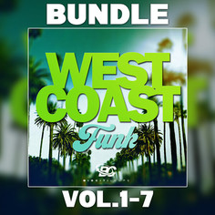 West Coast Funk Bundle (Vol 1-7)