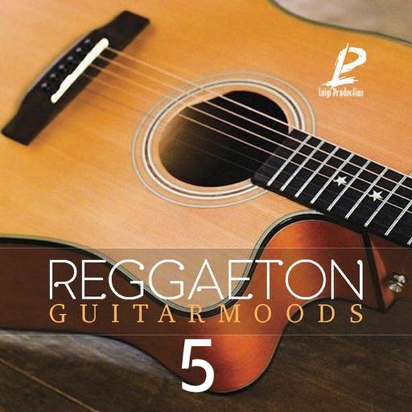 Reggaeton Guitar Moods 5