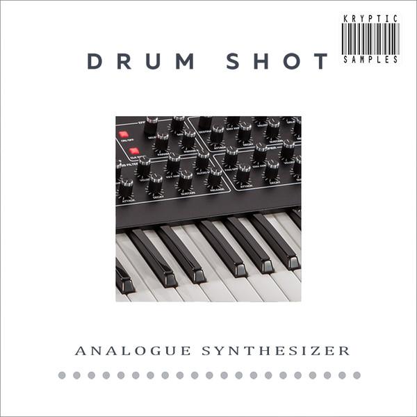Drum Shot: Analogue Synthesizer