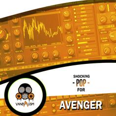 Shocking Pop For Avenger