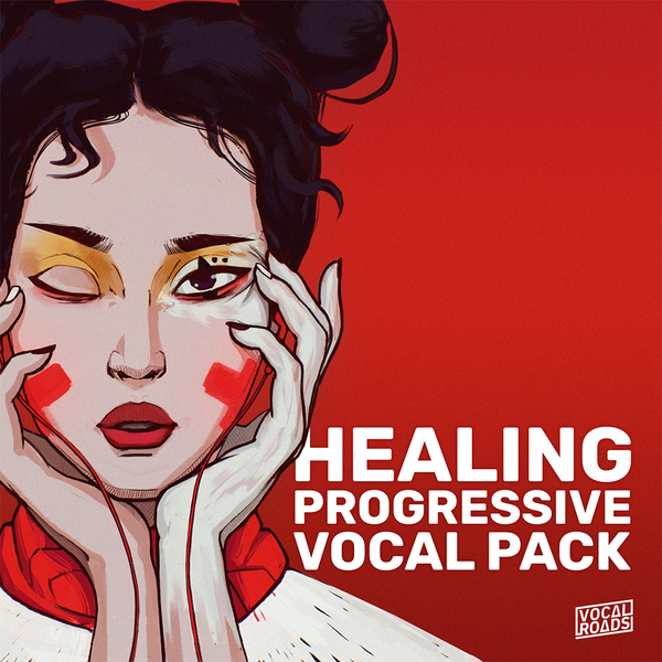 Healing Progressive Vocal Pack