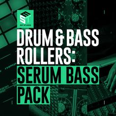 Drum & Bass Rollers: Serum Bass Pack