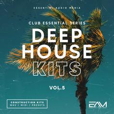 Club Essential Series: Deep House Kits Vol 5