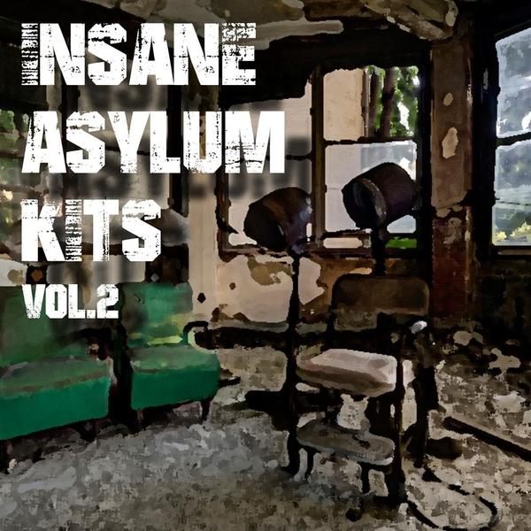 Insane Asylum Kits Vol 2
