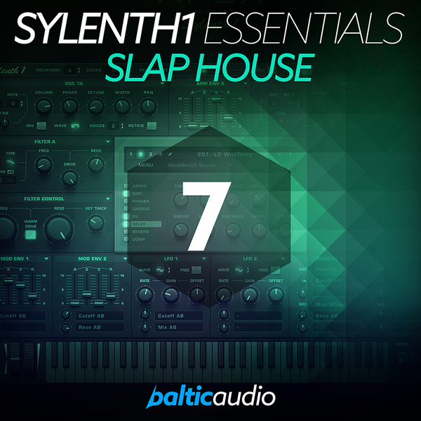 Sylenth1 Essentials Vol 7: Slap House