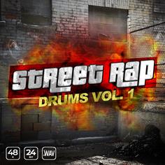 Street Rap Drums Vol 1