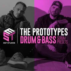 The Prototypes Drum & Bass Serum Presets