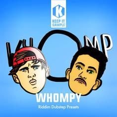 Whompy: Riddim Dubstep Presets