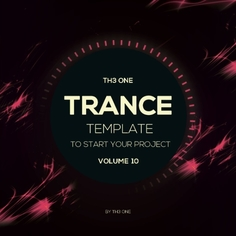 Trance Template To Start Your Project Vol 10