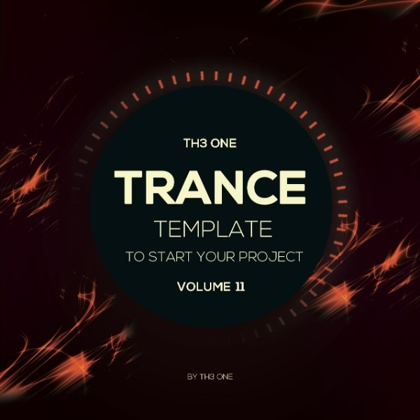 Trance Template To Start Your Project Vol 11